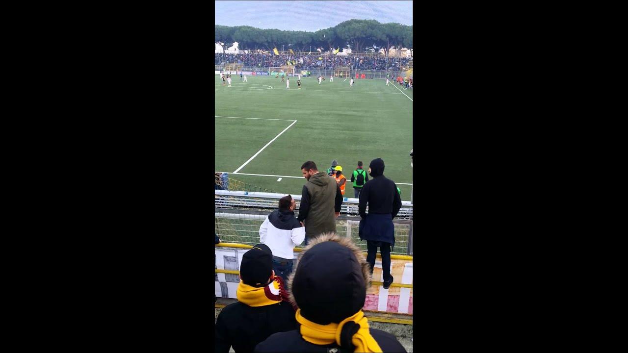 Juve Stabia Benevento 1 2 Youtube