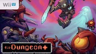 bit dungeon wii u eu first 10 minutes first look gameplay ita