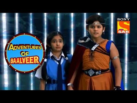 Baalveer And Meher Trapped In A Cage | Adventures Of Baalveer