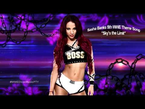 Sasha Banks 5th WWE NXT Theme Song -...