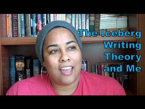 The Iceberg Writing Theory and Me