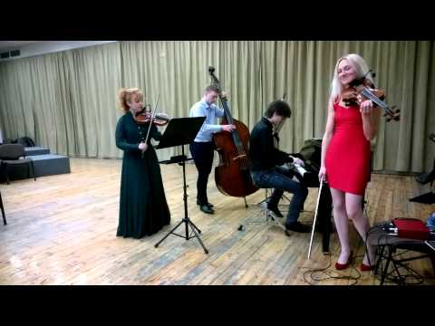JAZZBERRY - No hay problema (Pink Martini cover)