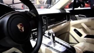 Porsche Panamera Turbo S 2011 Videos
