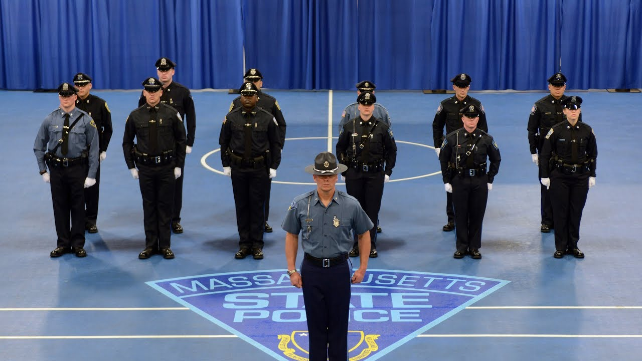 Special State Police Officer #28 Graduation Highlights