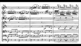 P. I. Tchaikovsky - The Nutcracker, Acte I. Tableau I. N°1 - The Christmas Tree [With score]