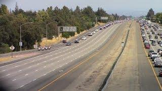 Funeral Procession For Sacramento County Sheriff Mark Stasyuk - Rest In Peace