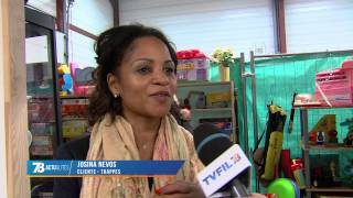 Société : une nouvelle boutique Emmaüs à Trappes
