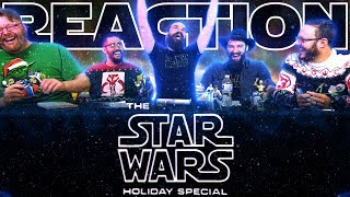Star Wars Holiday Special (1979) REACTION!!