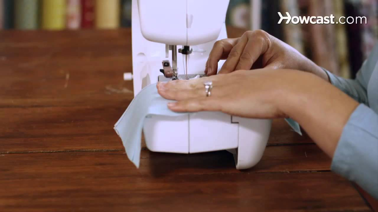 replace sewing machine needle