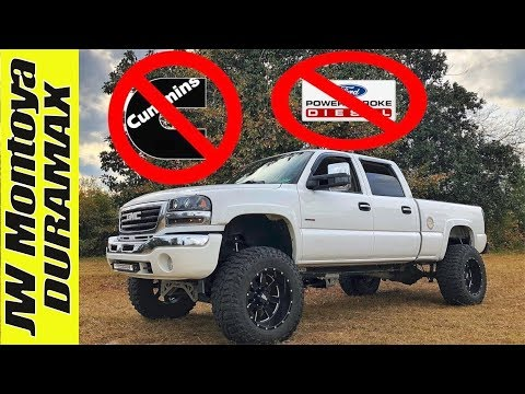 Why Buy Duramax Instead of Cummins or Powerstroke...?