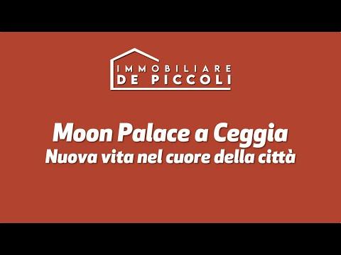 Moon Palace a Ceggia - Nuova vita nel cuore della città