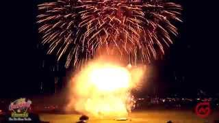 TRINIDAD AND TOBAGO FIREWORKS INDEPENDENCE DAY 2014 FIREPOWER FIREWORKS
