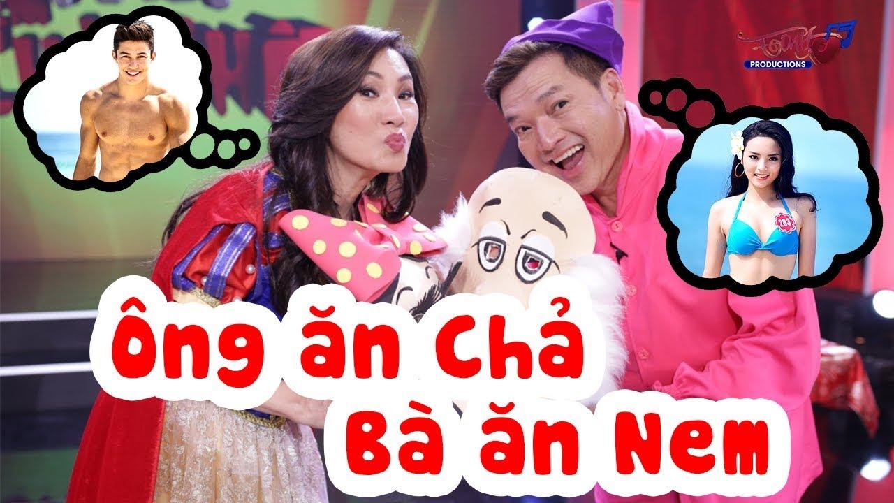 Hài Kịch: Ông Ăn Chả Bà Ăn Nem | Hài Hay Mới Nhất 2018 | Tình Productions