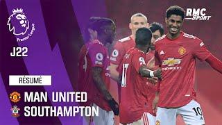 Résumé : Manchester United 9-0 Southampton - Premier League (J22)