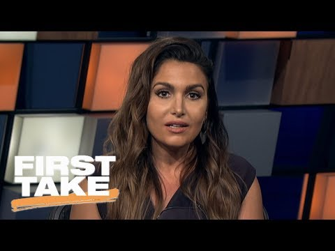 Molly Qerim Gets Fired Up Over Ezekiel Elliott Suspension | First Take | ESPN
