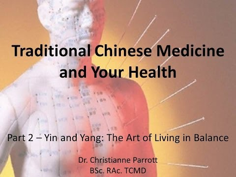 TCM and Your Health Part 2 - Yin and Yang: The Art of Living In Balance | Calgary Acupuncture