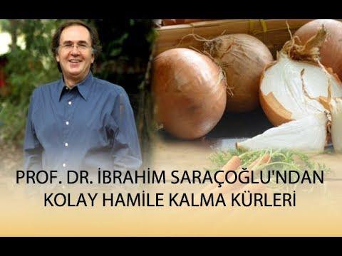 Prof. ibrahim Saraçoğlu'ndan gebe kalamayanlar ve düşük yapanlar için şifalı tavsiyeler