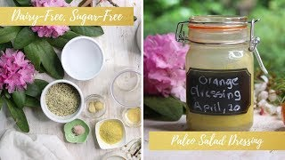 Want to master making your salads taste amazing without any added dairy, gluten or sugar?, here are 3 Dairy Free, Gluten Free, Sugar-Free salad dressings ...