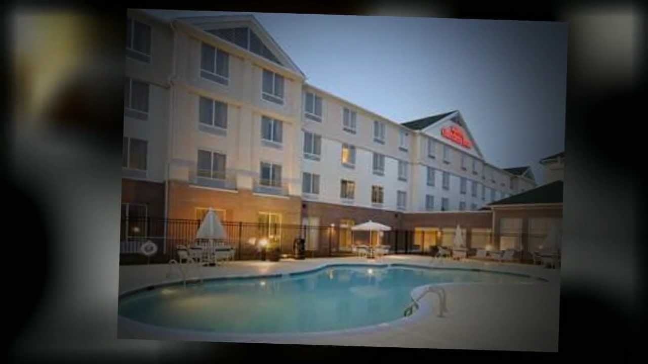 Wilmington Nc Hotels Hilton Garden Inn Wilmington North Carolina Hotel Youtube