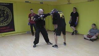 "Тренинг ""Ладони, локти, предплечья"", ударная самооборона S.P.A.S. (street fighting S.P.A.S.)"