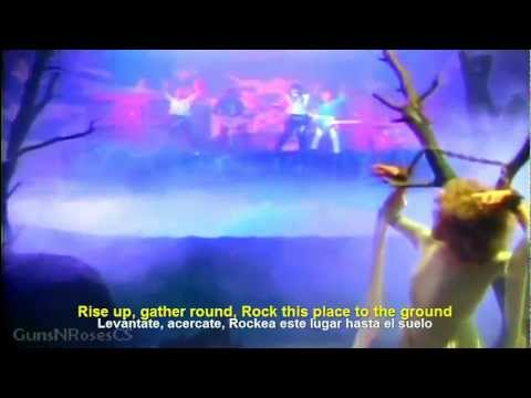 Def Leppard - Rock of Ages HD - Español / Inglés
