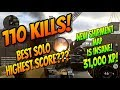 Cod ww2 110 kills solo new shipment map is insane worlds 2nd mp3