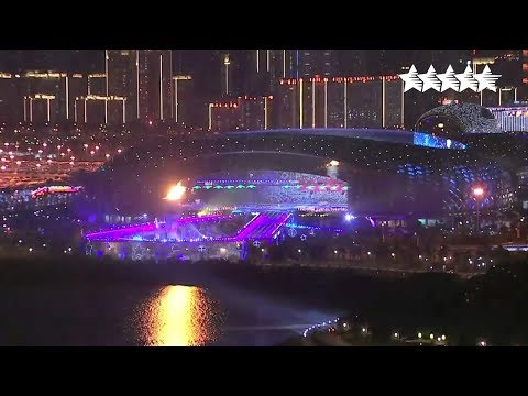 26th SU Shenzhen (CHN) - Opening Ceremony - August 12th, 2011