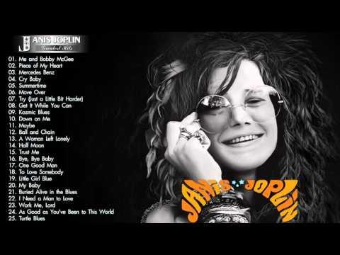 JANIS JOPLIN : Janis Joplin Greatest Hits - The Best Music Of Janis Joplin