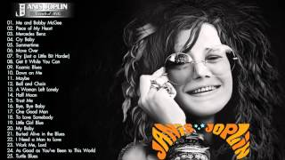 JANIS JOPLIN : Janis Joplin Greatest Hits - The Best Music Of Janis Joplin