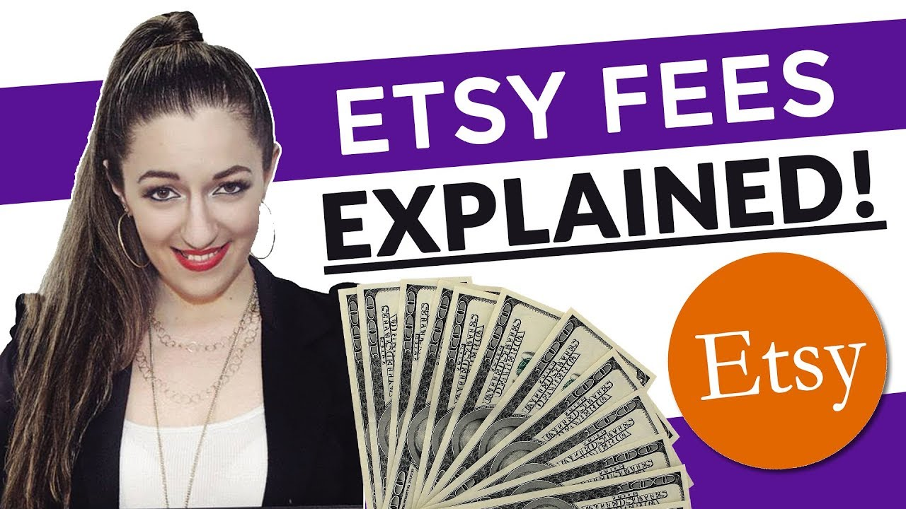 Cost of Selling Items on Etsy 2020: How Payment Works // Full Explanation with Example!