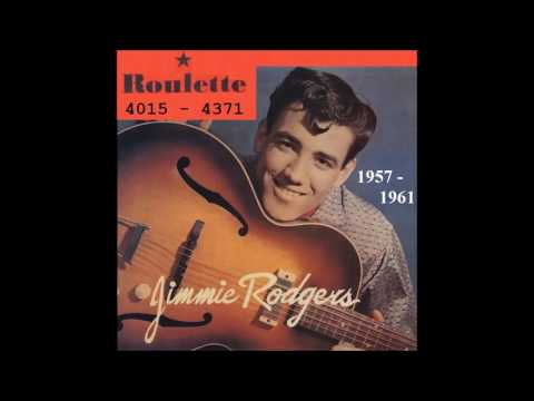 Jimmie Rodgers - Roulette 45 RPM Records - 1957 - 1961