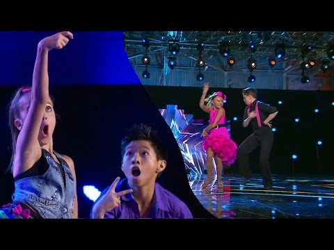 America's Got Talent S09E09 Judgment Week Kids Variety Couples Dance Acts