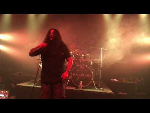 KATAKLYSM Live at The Haven 10 17 2016 Pt 1