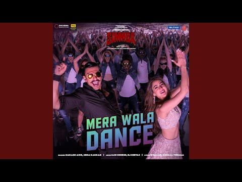 "Mera Wala Dance (From ""Simmba"")"