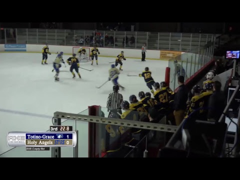 Totino Grace vs Academy of Holy Angels