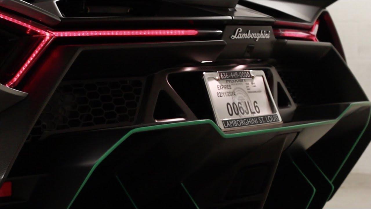Ein Lamborghini Veneno für 4 Millionen-Dollar