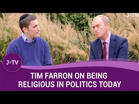 Tim Farron on the difficulties of being religious in politics today, especially as a progressive