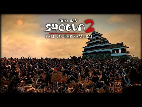 Fall of The Samurai - Part 8 - Siege of Nagasaki
