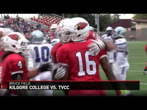 SWJCFC Playoffs - Kilgore College vs TVCC