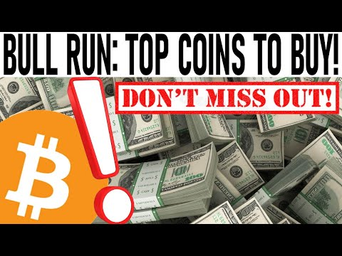 TOP COINS TO BUY FOR BULL RUN! GET RICH FROM THIS! PARABOLIC PRICE EXPLOSION! DON'T EVER BUY THIS!