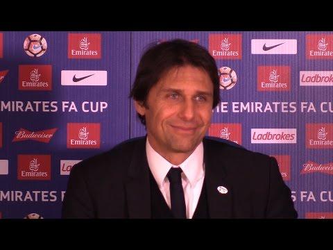 Chelsea 4-1 Peterborough - Antonio Conte Full Post Match Press Conference - FA Cup