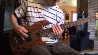 Tool - Jambi Bass Cover (Hi Def)