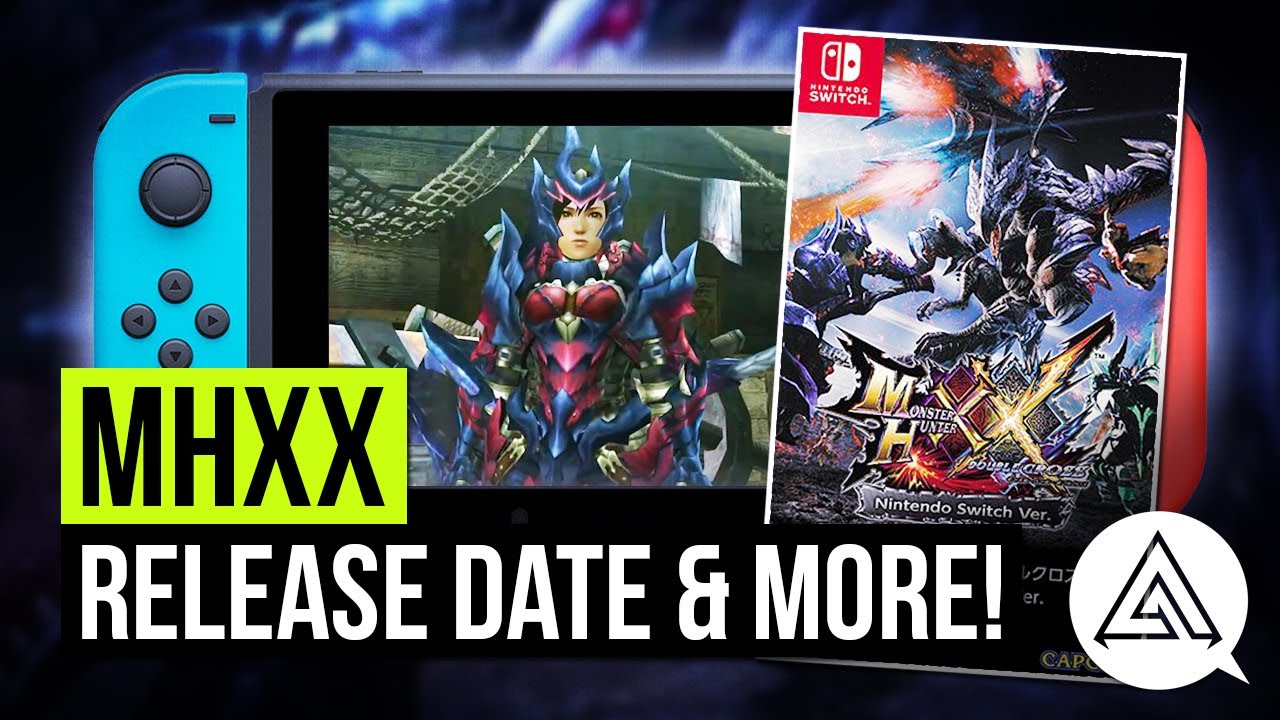 Monster Hunter XX Switch version supports online cross-play