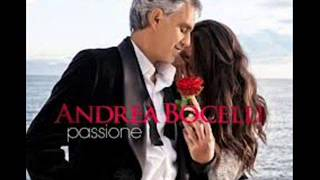 Watch Andrea Bocelli Sara Settembre video