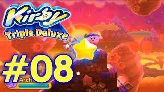Kirby triple deluxe - episode 08: ...