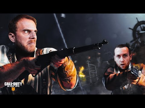 Yin and Yang (Black Ops 4 Blackout w/SeaNanners)