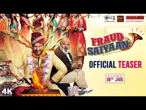 Fraud Saiyaan Official Teaser