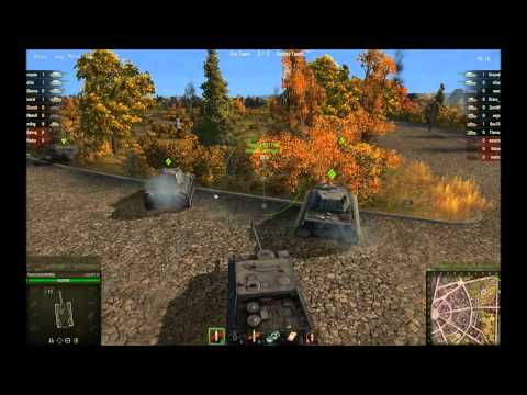 "World of Tanks - Historic Battle  - Event No.28  ""Siege of Budapest"" Round 2"