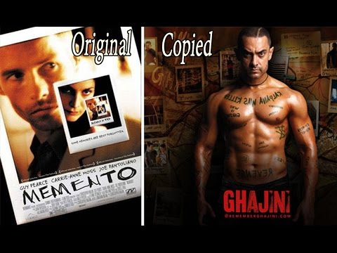 5 Time Aamir khan Copied Hollywood Movies