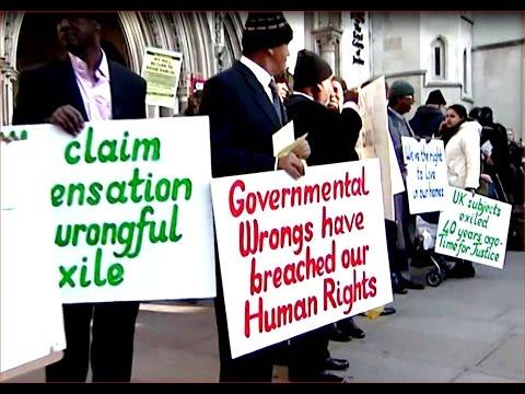 UK Court to rule on Chagos Islanders' fate